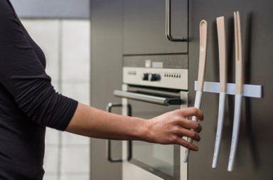 Leis wooden kitchen utensils