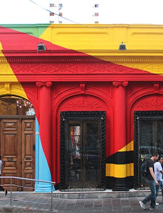Centro Cultural España @Cordoba