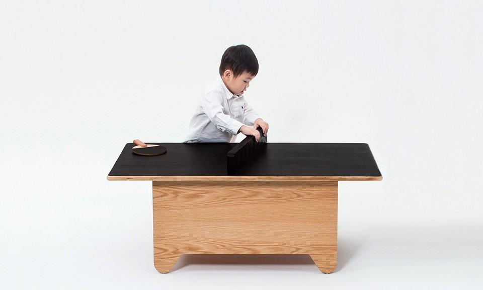 mini tavolo Ping Pong