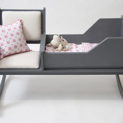 Rockid cradle and rocking chair in one design miss - Sedia dondolo bambini ...