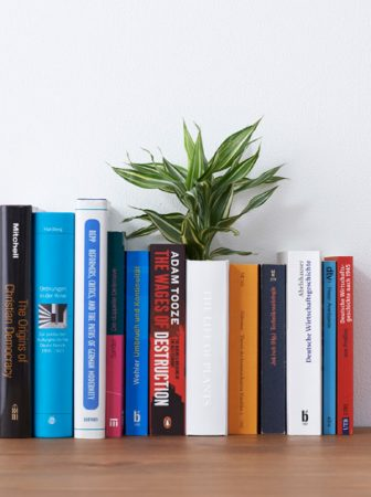 Book Planter by YOY