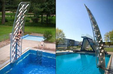 AQUACLIMB CLIMBING WALL