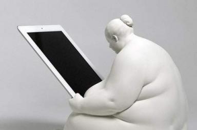 iPad Docking Station – Venus of Cupertino