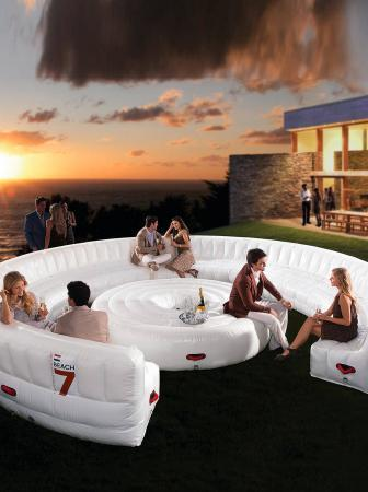 AirLounge Inflatable Lounge