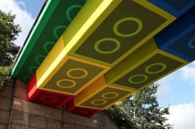 Wuppertal Lego Bridge