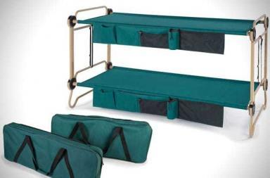 Foldable Bunk Beds