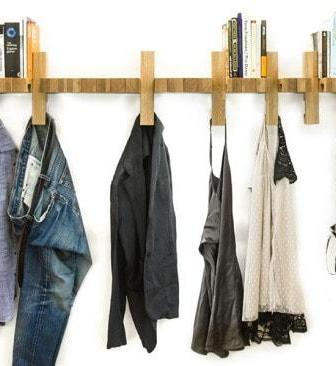 Fusillo Bookshelves by andViceVersa