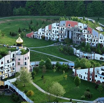 Thermal Village Blumau – The Rolling Hills