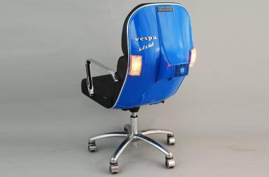 Vespa BV-12 Chair
