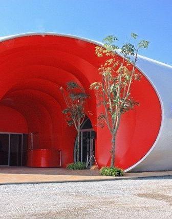 Bridgestone Pavilion by Architectkidd