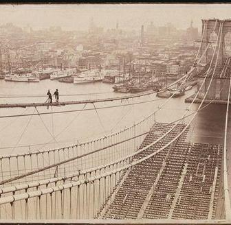 130 Years Of Brooklyn Bridge Photos, Decade By Decade
