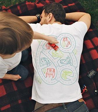 Play Mat T-Shirt