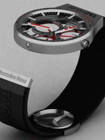 TAG-Heuer Formula-1 Watch Mercedes Benz by Peter Vardai