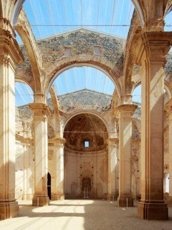 Corbera d'Ebre Church by Ferran Vizoso
