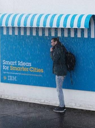 Adv IBM – Smart Ideas for Smarter Cities