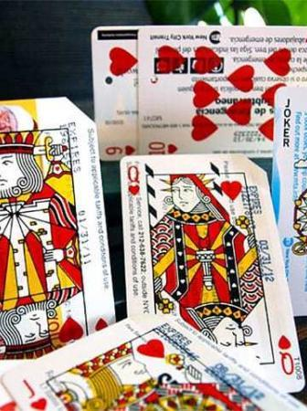 Metrodeck Playing Cards