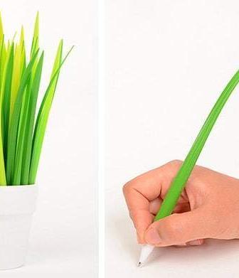 Pooleaf: Grass Leaf Pen