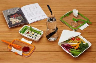 Set porta cibo Box Appetit by Black + Blum