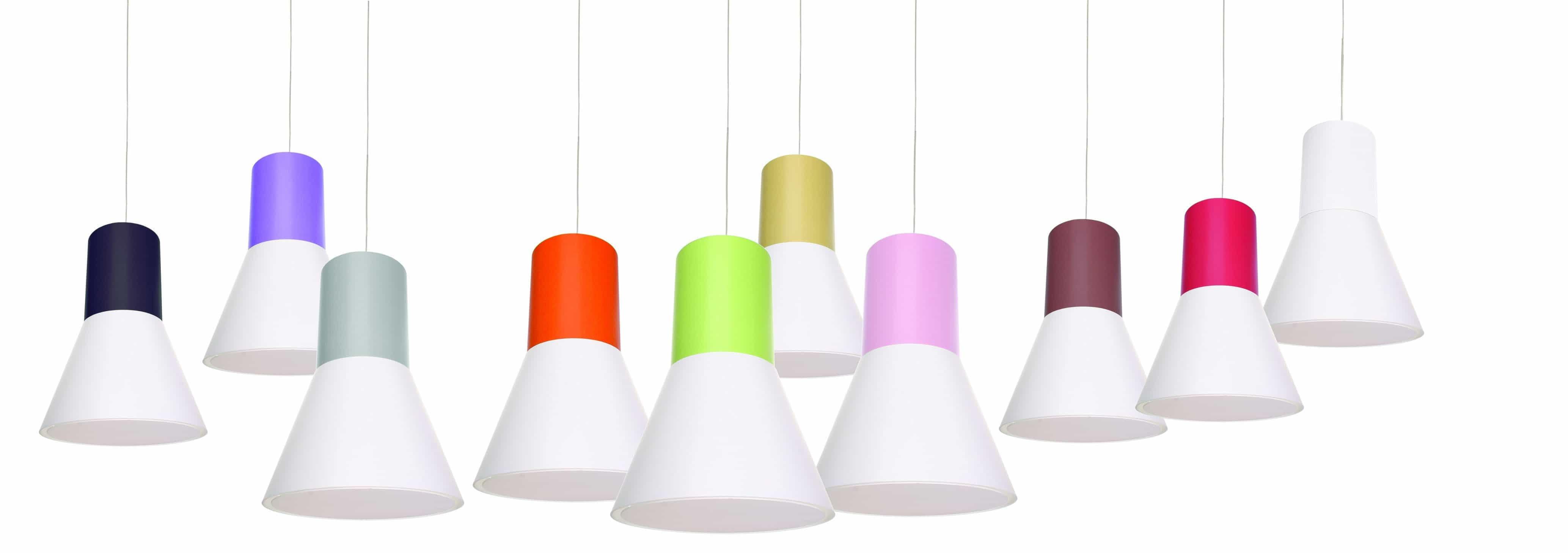 lampadari-colorati - Design Miss