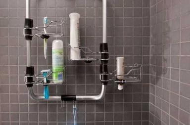 Modular Shower Station
