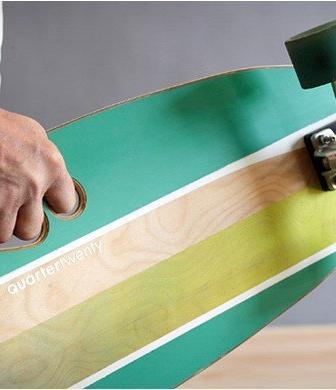 QuaterTwenty Skateboards