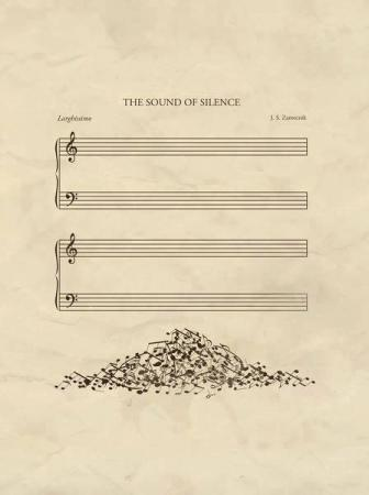 The sound of silence by John Tibbott