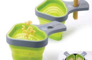 Healthy Steps Portion Control Pasta Basket