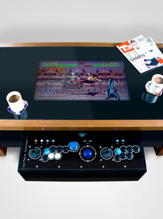 Arcane Arcade Table