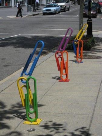 Clips Bike Parking
