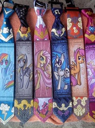 Little Pony Ties
