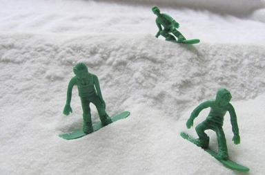 Toy Boarders Snow Series