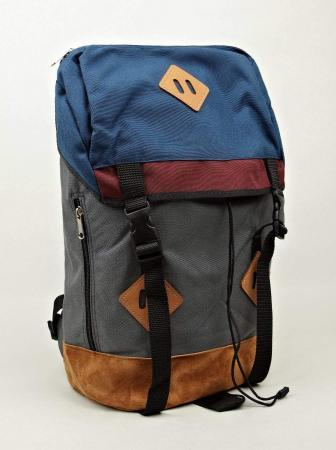Drifter Canvas Backpack by Brooklyn We Go Hard