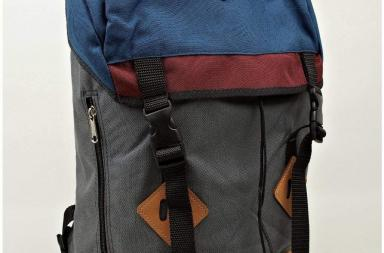 Drifter Canvas Backpack by Brooklyn We Go Hard