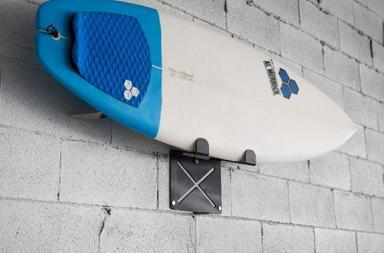 El Gringo – Wall Mounted Surfboard Rack