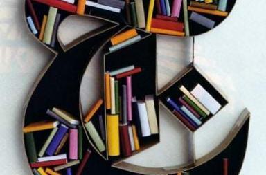 T Bookcase