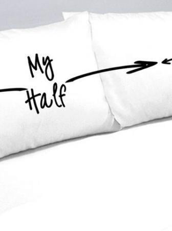 My Half Pillow