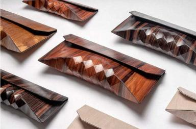 3D Wooden Textile: il tessuto in legno per rivestimenti