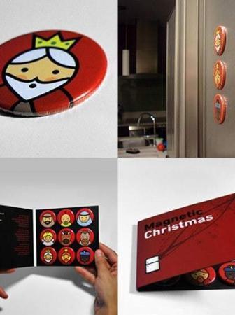 Magnetic Christmas