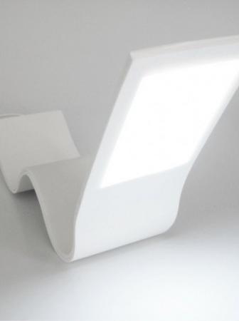 Lampada flessibile in silicone iLamp