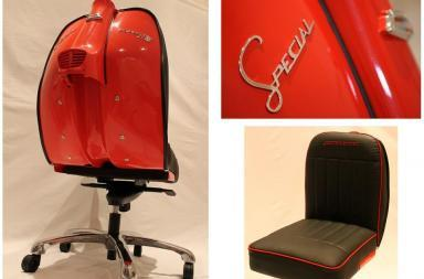 Lambretta Office Chairs