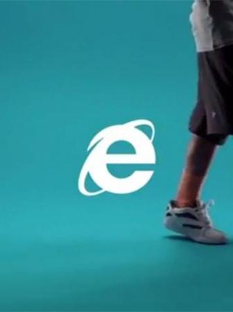 Internet Explorer – Lo spot per i ragazzi degli anni 90