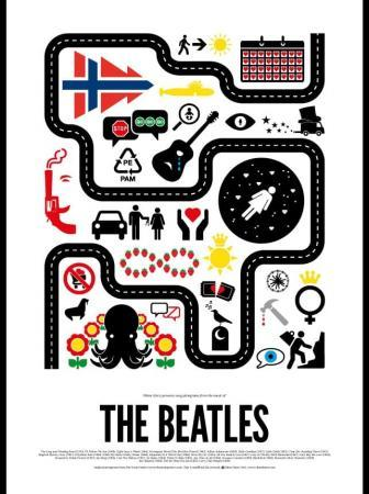 Pictogram Rock Posters