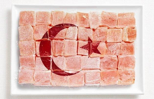 TURCHIA: lokum (dolce tipico)