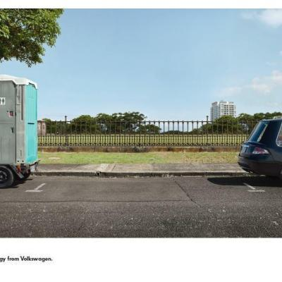 "Volkswagen Australia ""Park Assist Technology'' by DDB Group Sydney"