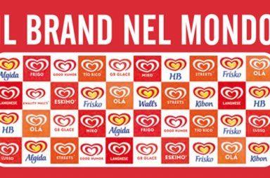 Algida: il brand nel mondo