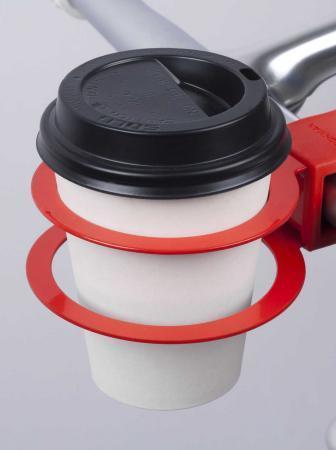 Cup Holder Raging, geniale porta bevande per biciclette