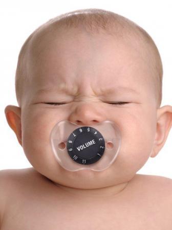 Schnuller Chill Baby Volume