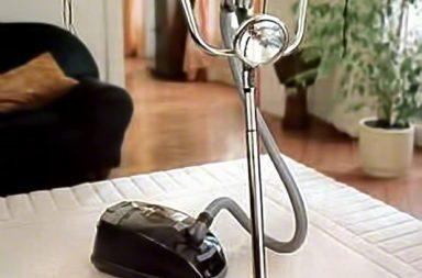 Motorbike Vacuum Cleaner