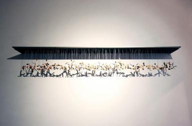 Unity, l'installazione artistica di Bohyun Yoon