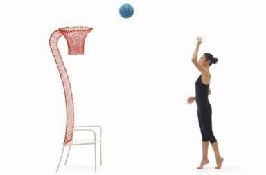 Lazy Basketball